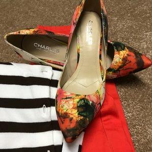 Charles David heels